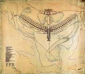 Esboço do Plano Piloto de Brasilia por Lucio Costa (1957)