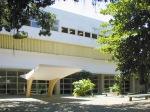Colégio de Cataguazes (Oscar Niemeyer, 1943), um dos bens tombados pelo IPHAN. Foto de Danilo Matoso